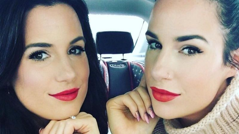 """Extreme Sisters"" image via Instagram"