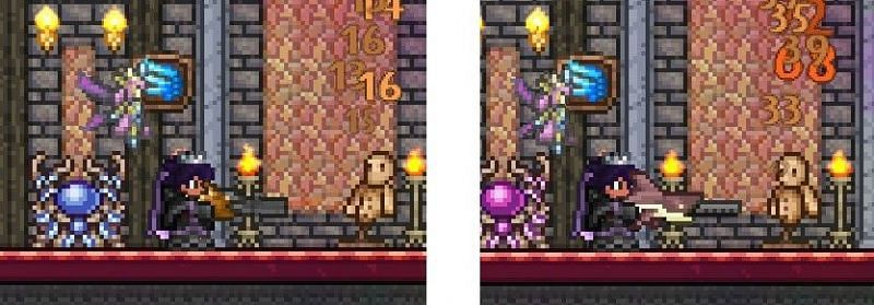 How to get the Megashark in Terraria