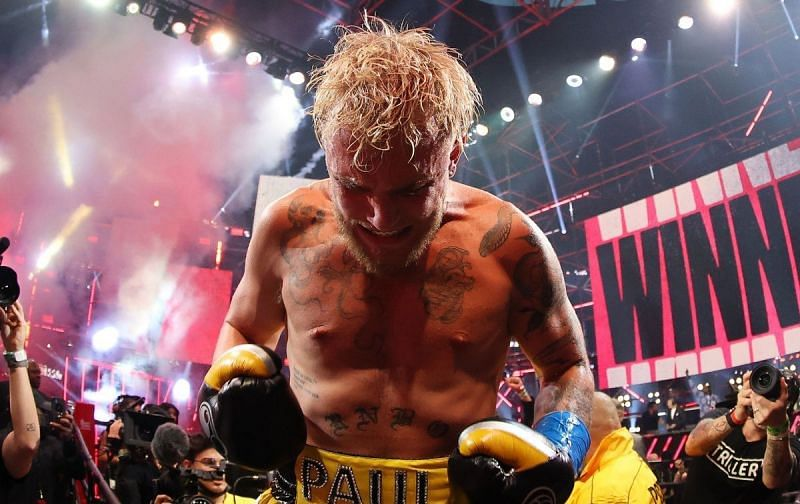 Jake Paul is 3-0 as a professional boxer