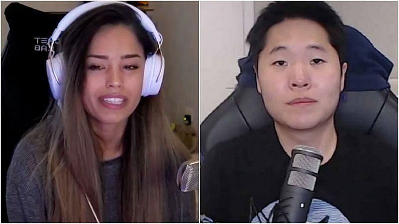 Disguised Toast and Valkyrae continue to always have each other