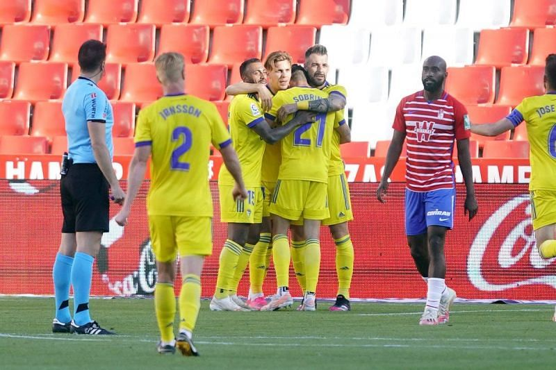 Huesca are seeking three valuable points against Cadiz in their fight for top-flight survival in La Liga