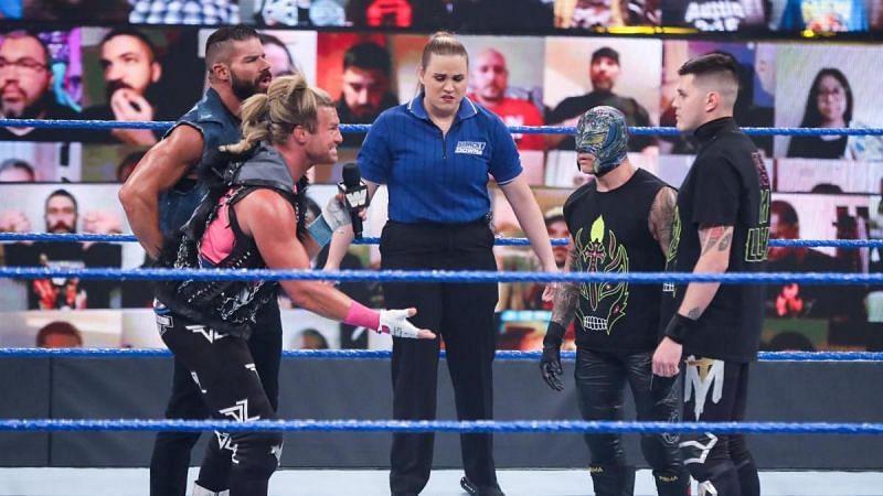 Rey y Dominik Mysterio pueden hacer historia en WrestleMania Backlash