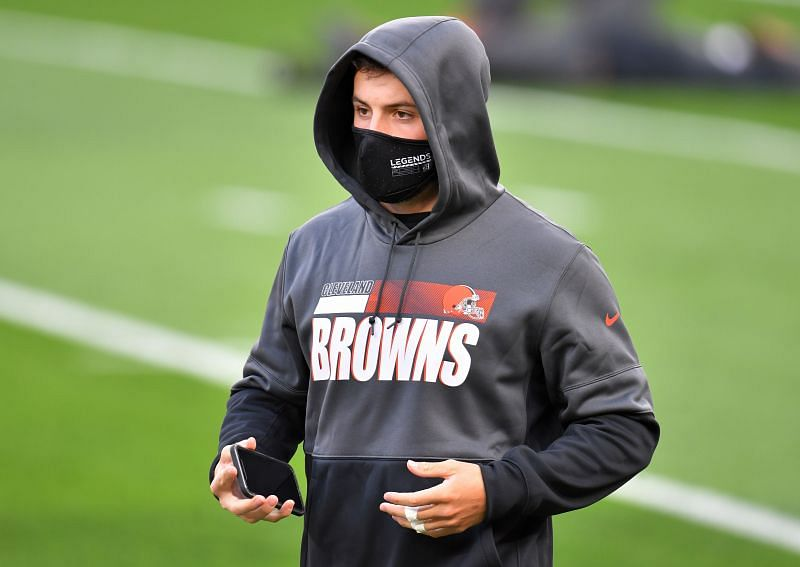 NFL Trade Rumors: Will the Cleveland Browns give up Baker Mayfield to land Aaron Rodgers?