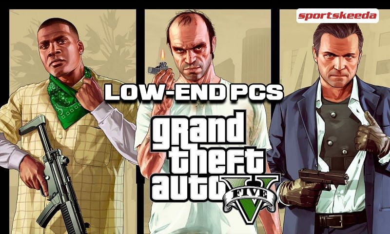 Games like GTA 5 for low-end PCs