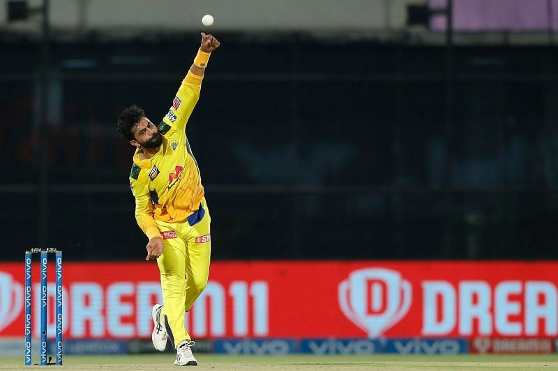 Until his massive third over, Jadeja had a good day all-round for CSK.