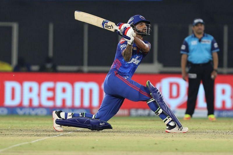 Shikhar Dhawan averages 54.28 in IPL 2021 [P/C: iplt20.com]
