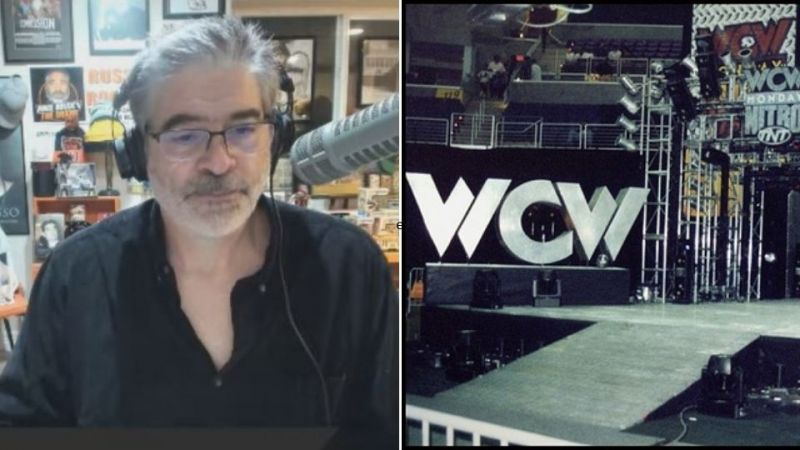 Vince Russo slammed the backstage atmosphere in WCW.