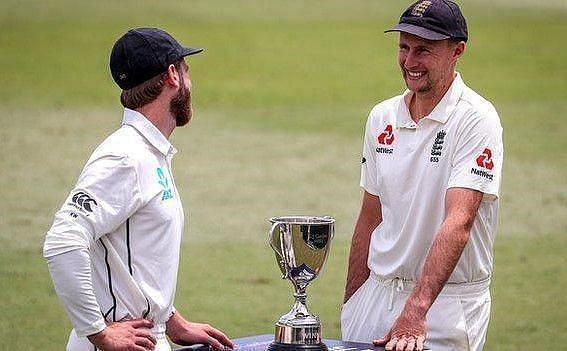 ENG vs NZ Test Series 2021