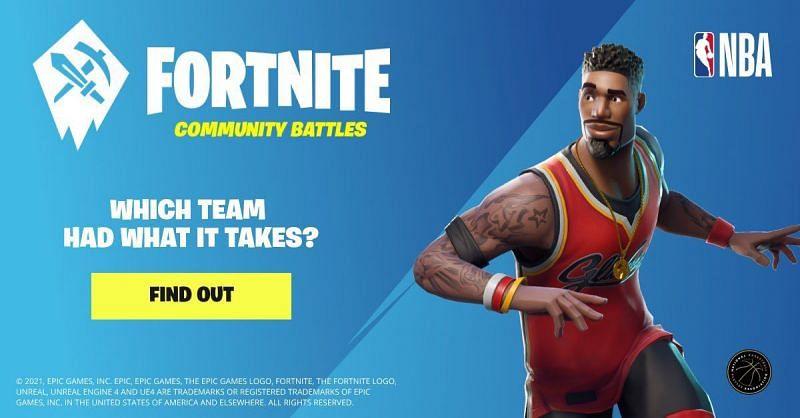 Fortnite leaks hint at a new NBA Team Battles (Image via Epic Games, Fortnite)
