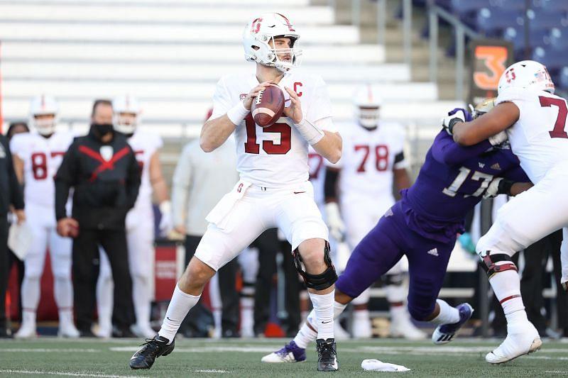 Stanford QB Davis Mills