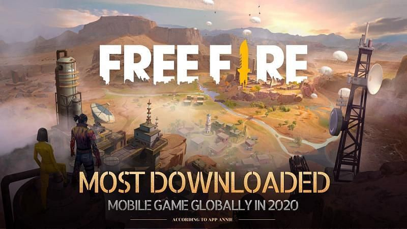 Free Fire is the most downloaded mobile game of 2020
