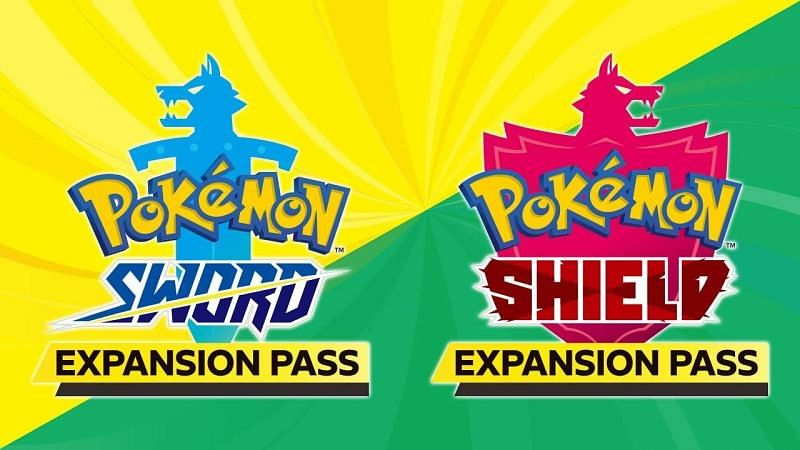 Expansion Pass Pokémon Sword and Shield