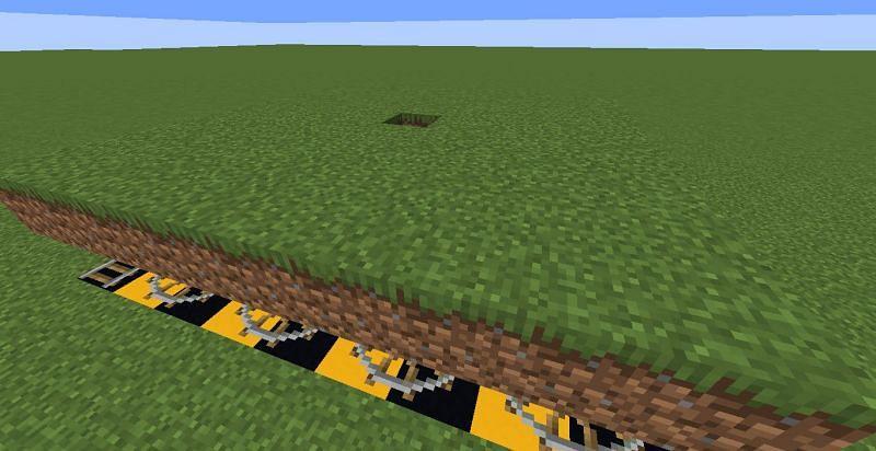 Farmland (Image via Minecraft)