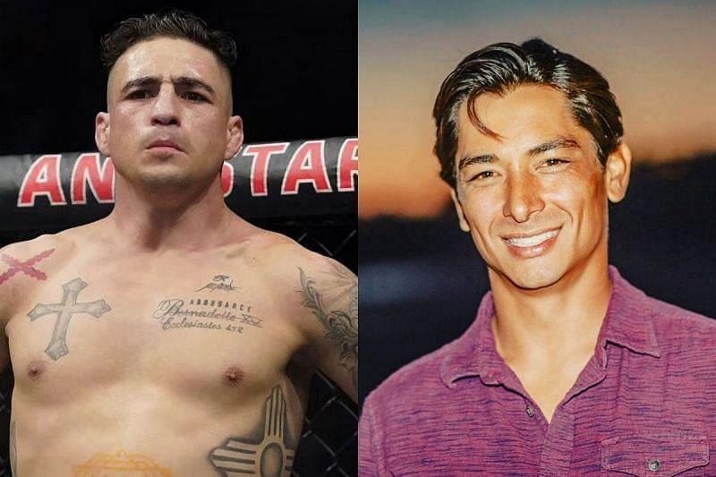 Diego Sanchez and Joshua Fabia