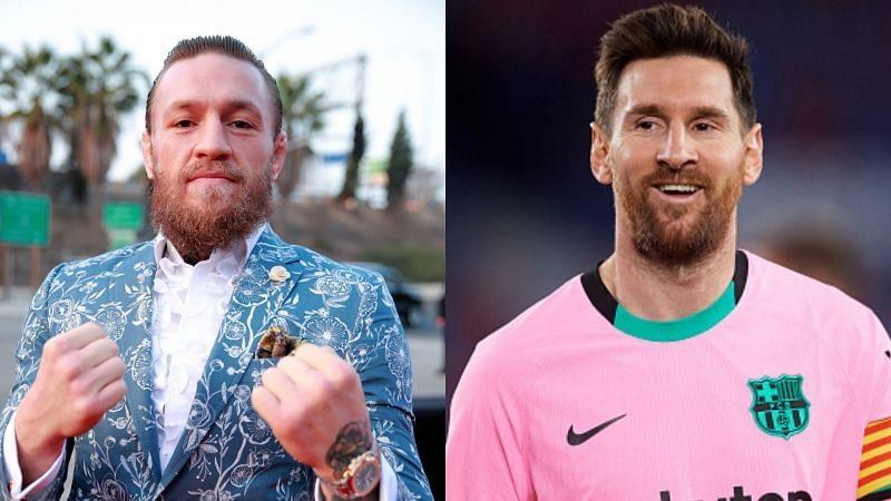 Conor McGregor and Lionel Messi - Net Worth Comparison