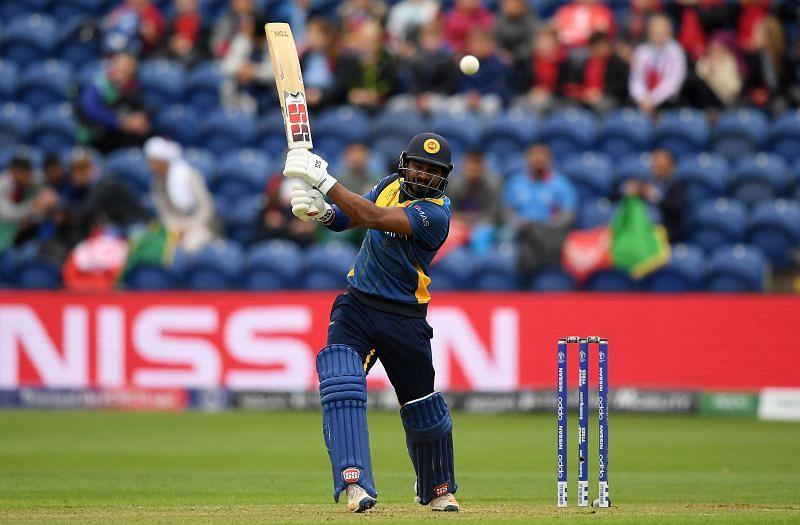 Kusal Perera has never captained Sri Lanka in ODIs before