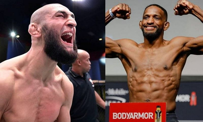 """""""Don't run like chicken"""" – Khamzat Chimaev reminds Neil Magny that they have unfinished business"""