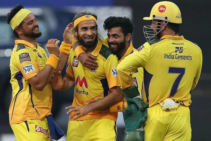 MS Dhoni got the best out of the CSK spinners [P/C: iplt20.com]