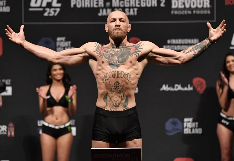 UFC 264 will be headlined by Conor McGregor vs Dustin Poirier 3