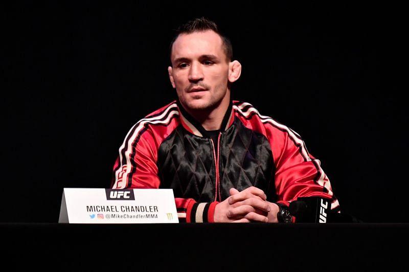 Michael Chandler