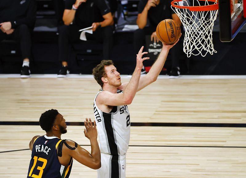 San Antonio Spurs vs Utah Jazz