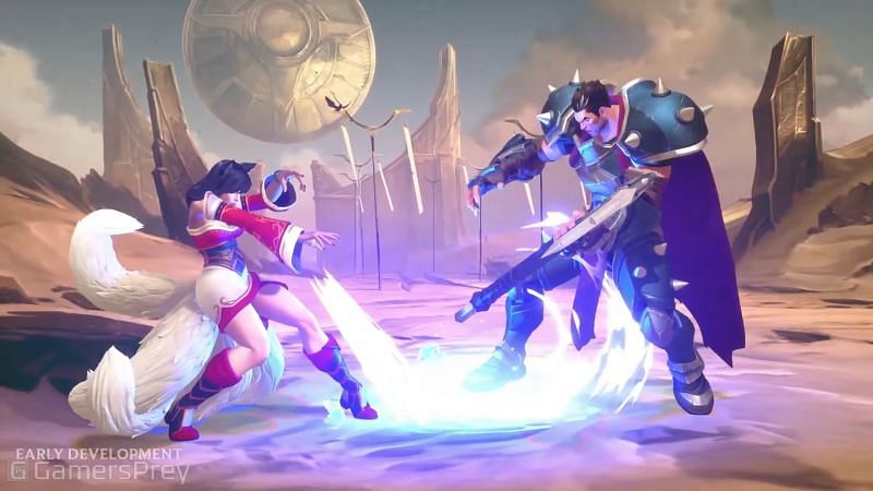 League of Legends based fighting game Project L will get a dev update later this year (Image from Riot Games)