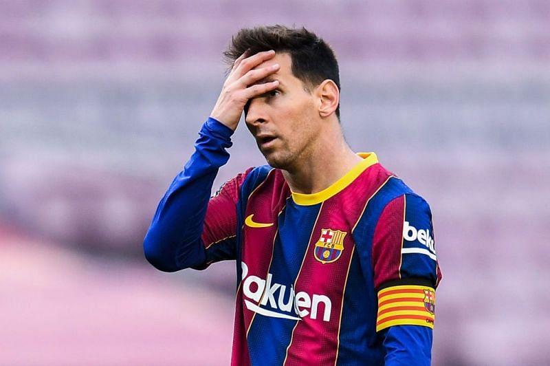 Barcelona can no longer win La Liga after losing to Celta Vigo