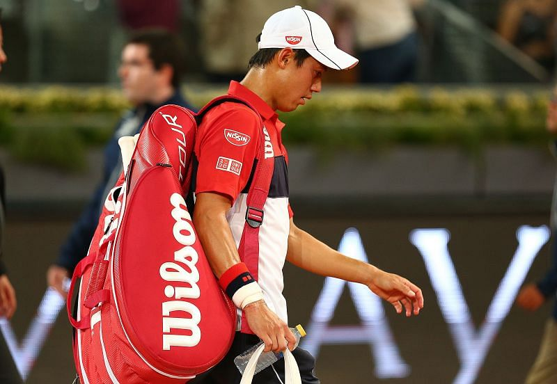 Kei Nishikori has shown glimpses of his best tennis in recent matches