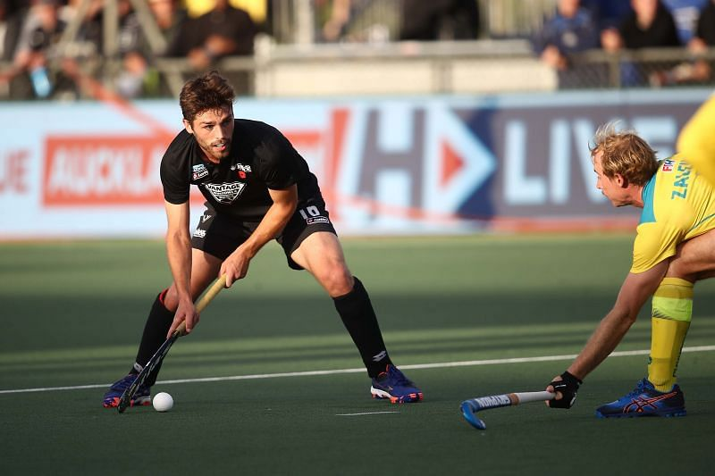 New Zealand have been put in a tough Pool A at the Tokyo Olympics