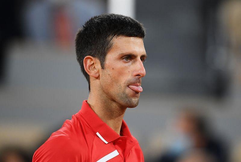 Novak Djokovic sta cercando di vendicare la sua sconfitta lo scorso anno.