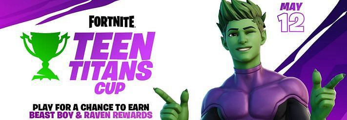 The Cutest Teen Titan Has Arrived {Image via Epic Games}
