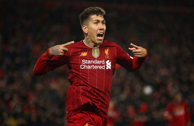 Firmino is an important player for Liverpool