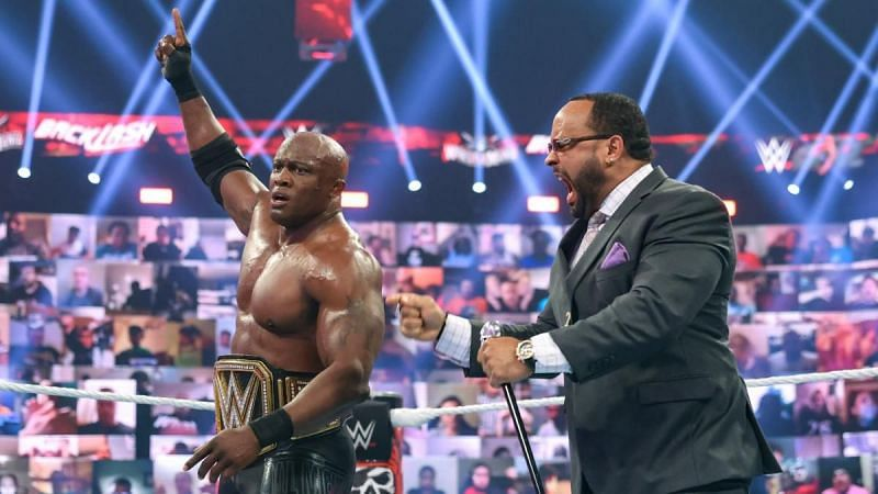 WWE Champion Bobby Lashley has held the title for nearly three months