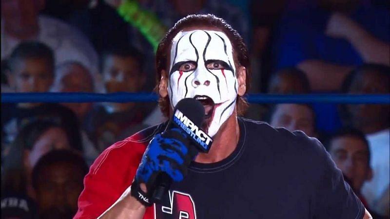 Sting in IMPACT Wrestling (Credit: IMPACT Wrestling)