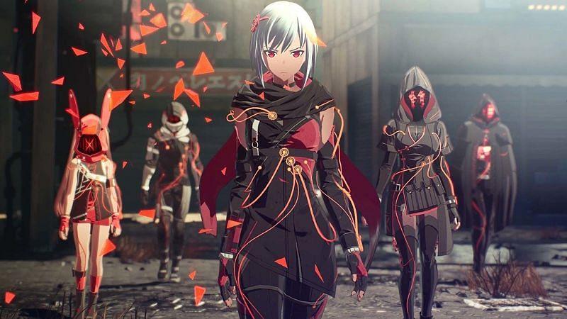 Scarlet Nexus (Image via Bandai Namco Entertainment)