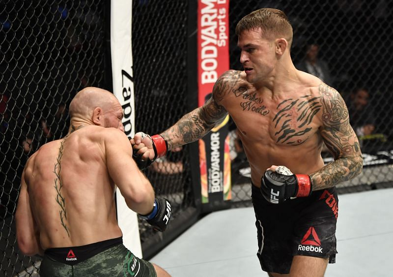 Is Dustin Poirier actually interested in the UFC lightweight title?