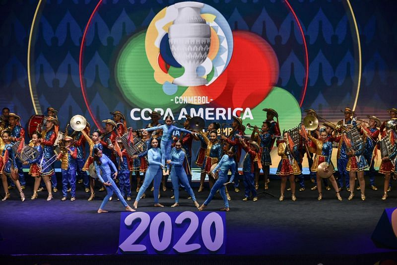 Copa America has been shifted to Brazil