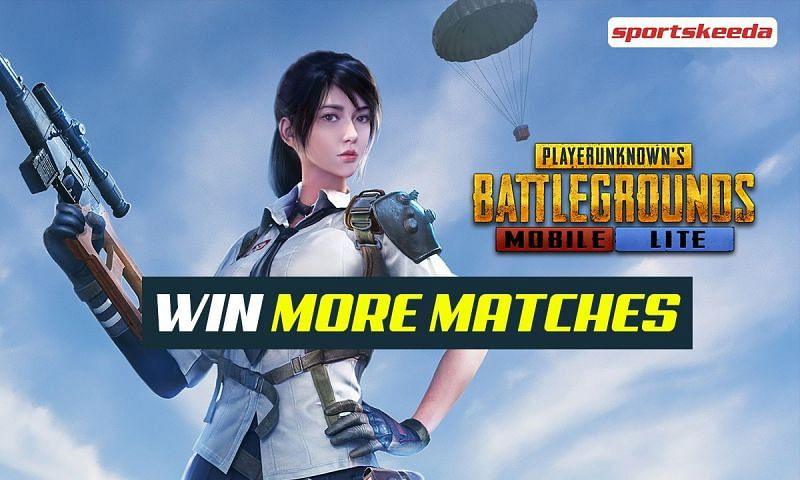 Players can use certain tactics to win more matches in PUBG Mobile Lite