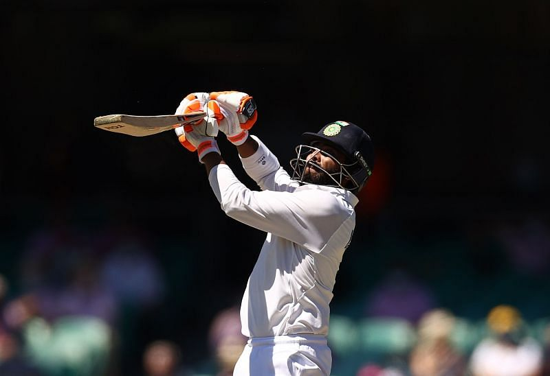 Ravindra Jadeja was in red hot form with the bat on the 2020-21 Australia tour