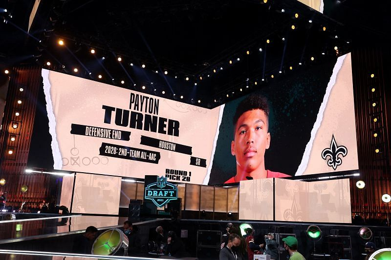 `The 2021 NFL Draft is back underway at 7 pm GMT tonight
