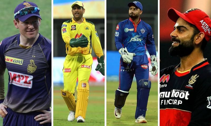 Who was the best IPL 2021 skipper?