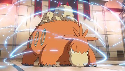 Camerupt (Image via The Pokemon Company)