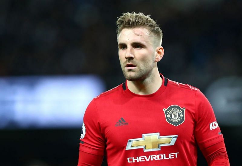 Luke Shaw is likely to have an absrobing clash with Trent Alexander-Arnold on the flank