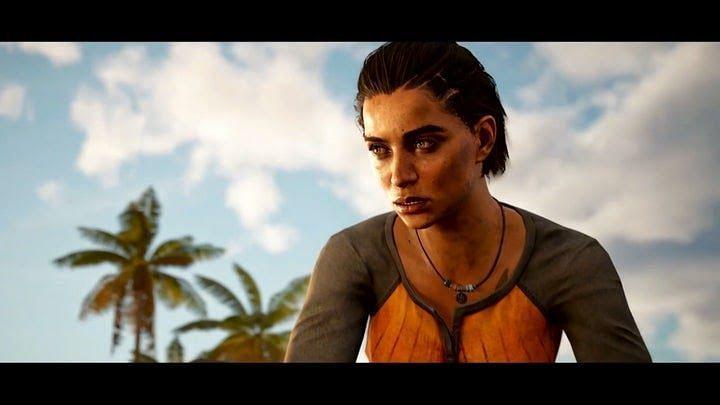 Chosen female protagonist on Far Cry 6 (image via Ubisoft)