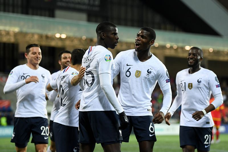 World champions France will be one of the favourites at Euro 2020 this summer.