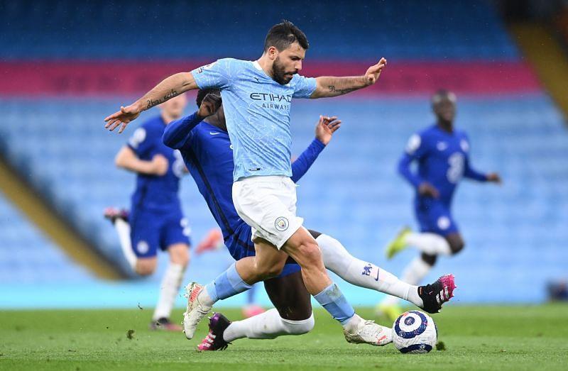 Sergio Aguero vs. Chelsea - Premier League