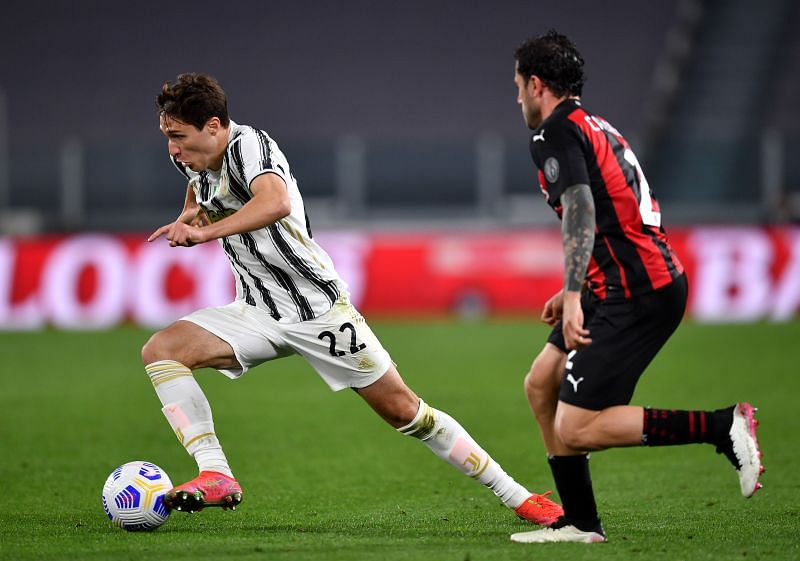 Federico Chiesa had a game to forget