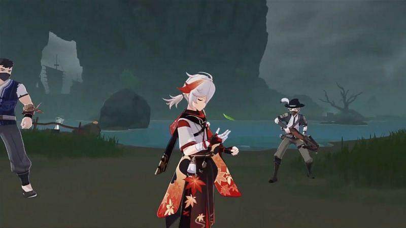Kazuha will be important in the Inazuma storyline (Image via Genshin Impact)