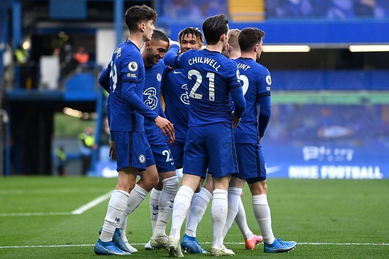 Chelsea vs Fulham - Premier League