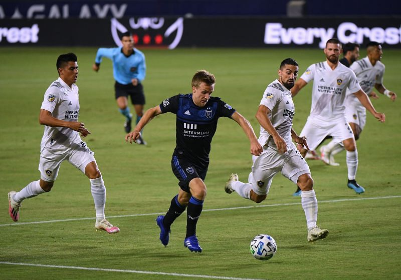 San Jose Earthquakes take on Los Angeles Galaxy this weekend